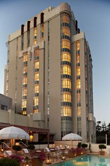 Sunset Tower Hotel - West Hollywood - Building