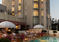 Sunset Tower Hotel - West Hollywood - Gebäude