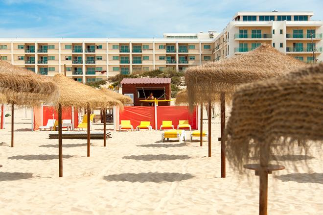 Hotel Apartamento Dunamar - Monte Gordo - Playa