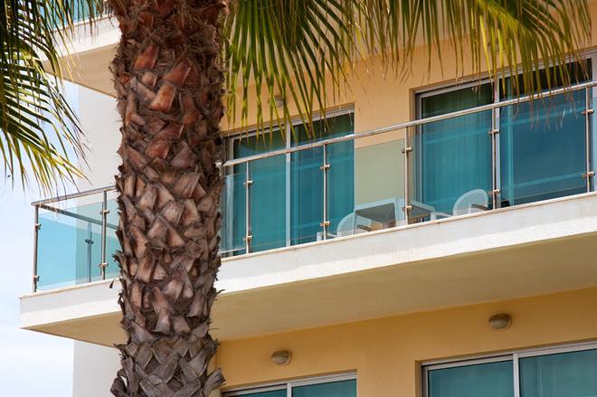 Hotel Apartamento Dunamar - Monte Gordo - Balcón