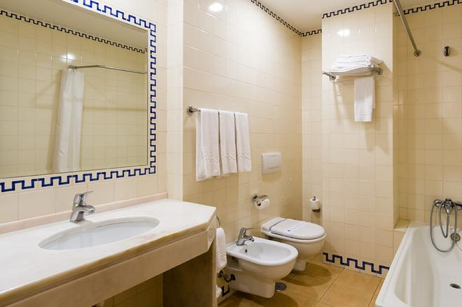 Hotel Apartamento Dunamar - Monte Gordo - Baño