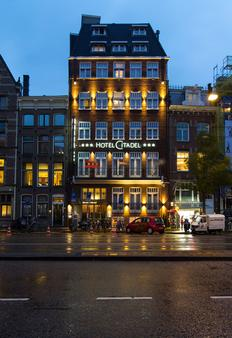 The Highlander - Άμστερνταμ - Κτίριο