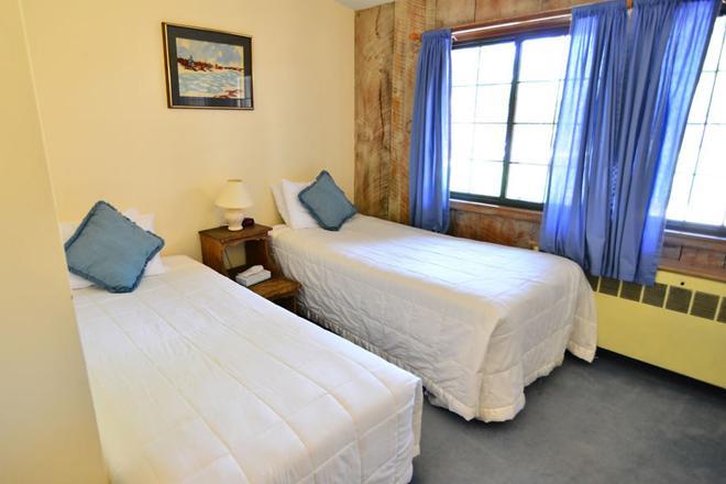 薩米特旅館 - 克靈頓 - 臥室
