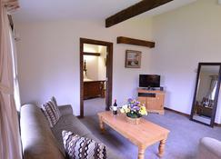 Summit Lodge - Killington - Living room