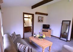 Summit Lodge - Killington - Sala de estar