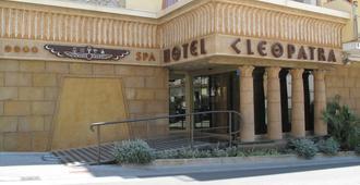 克利奧派特拉水療酒店 - 洛雷德瑪 - Canet de Mar - 建築