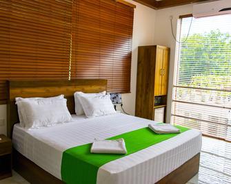Elephant Eye Safari Hotel Yala - Tissamaharama - Slaapkamer