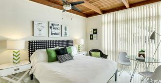 The Three Fifty Hotel - Palm Springs - Schlafzimmer