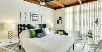The Three Fifty Hotel - Palm Springs - Bedroom