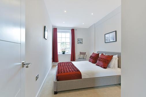 瑞士之一小屋 - 倫敦 - 臥室