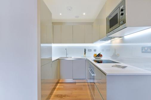 Swiss Cottage One - London - Kitchen