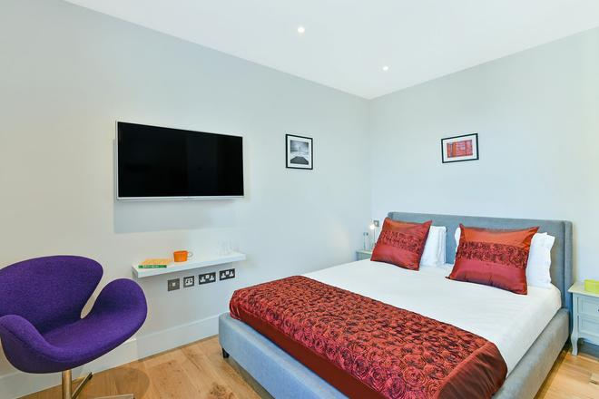 Swiss Cottage One - London - Bedroom