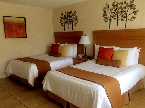 Inn at Deep Canyon - Palm Desert - Bedroom