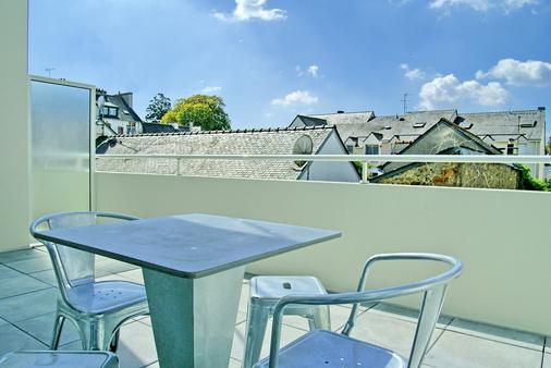 Appart Hôtel Le Liberté - Vannes - Balcony