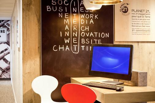 Ibis Lorient Centre Gare - Lorient - Business center