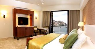 Grand Hotel Acapulco & Convention Center - Acapulco - Phòng ngủ