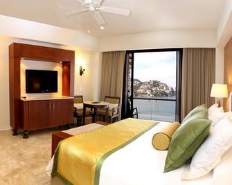 Grand Hotel Acapulco - Acapulco - Slaapkamer