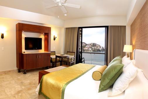 Grand Hotel Acapulco - Acapulco - Bedroom
