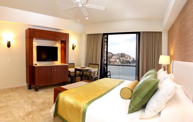 Grand Hotel Acapulco - Acapulco - Makuuhuone