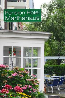 Hotel-Pension Marthahaus - Bern - Outdoor view
