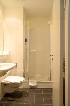 Hotel-Pension Marthahaus - Bern - Bathroom