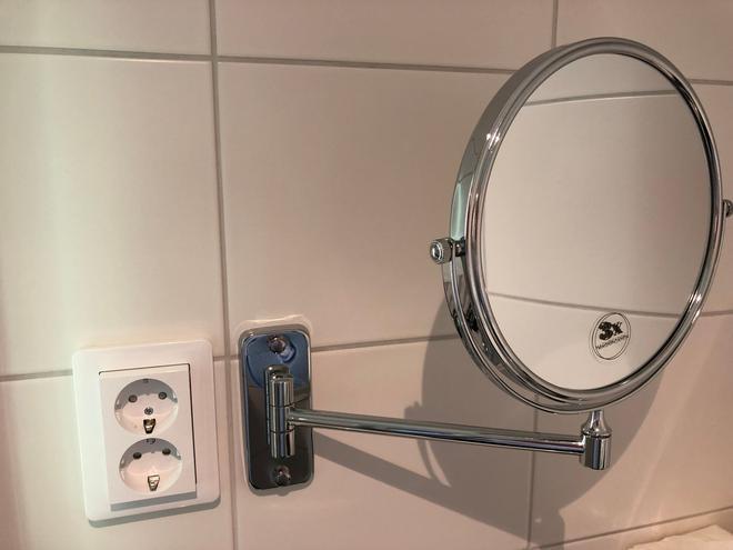 Airport Hotel pilotti - Vantaa - Bathroom