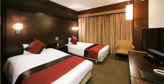 Hotel Wing International Premium Tokyo Yotsuya - Tokyo - Bedroom