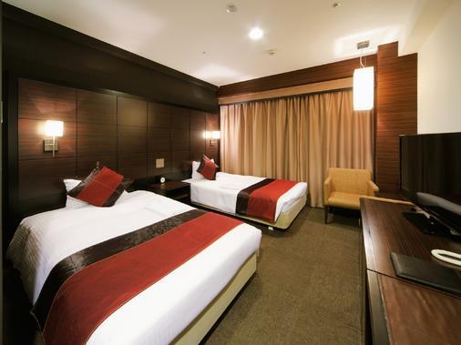 Hotel Wing International Premium Tokyo Yotsuya - Tokio - Makuuhuone