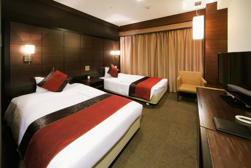 Hotel Wing International Premium Tokyo Yotsuya - Τόκιο - Κρεβατοκάμαρα