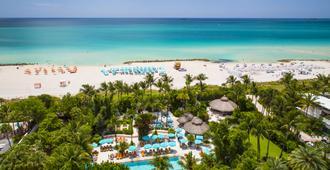 The Palms Hotel & Spa - Bãi biển Miami - Toà nhà