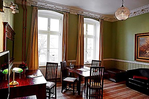 花園生活- 精品酒店 - 柏林 - 餐廳