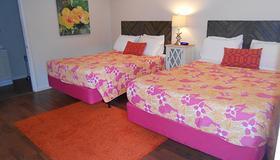 科納凱汽車旅館 - 桑尼伯 - 薩尼貝爾 - 臥室