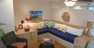Kona Kai - Sanibel - Living room
