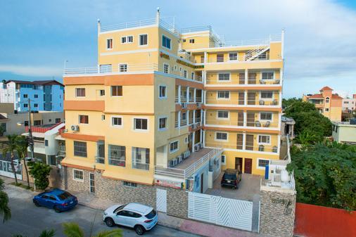 Tropical Island Aparthotel - St. Domingue - Bâtiment