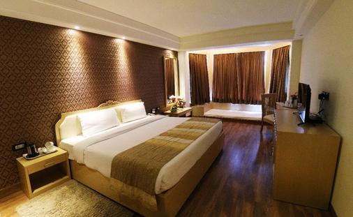 Dee Marks Hotel & Resorts - New Delhi - Makuuhuone