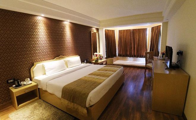 迪伊商標酒店度假村 - 新德里 - 新德里 - 臥室