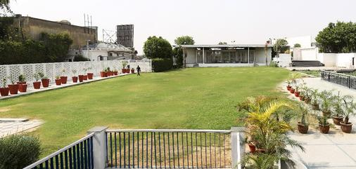 Dee Marks Hotel & Resorts - New Delhi - Outdoors view