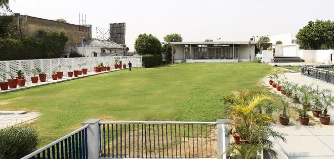 迪伊商標酒店度假村 - 新德里 - 新德里 - 室外景