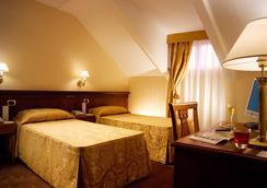 Hosianum Palace - Rome - Bedroom