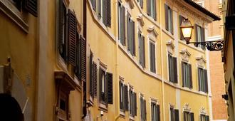 ホシアヌン パレス ホテル - ローマ - 建物