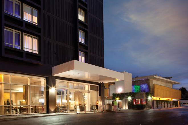Custom Hotel - Los Angeles - Gebouw