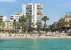 Hotel Central Playa - Ibiza - Spiaggia