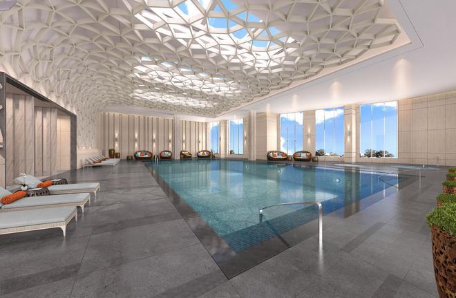 烏魯木齊希爾頓酒店 - 烏魯木齊 - 游泳池