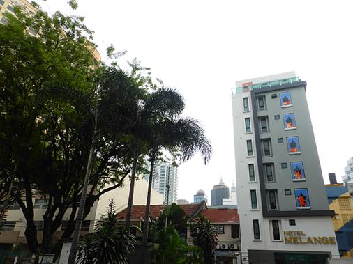 Melange Boutique Hotel - Κουάλα Λουμπούρ - Κτίριο