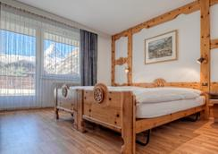 Pop-up Bed & Breakfast Zermatt - Zermatt - Schlafzimmer