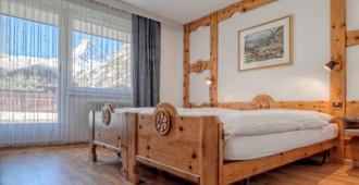 Pop-up Bed & Breakfast Zermatt - Zermatt - Habitación