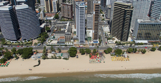Quality Hotel Fortaleza Beira Mar - Форталеза - Здание