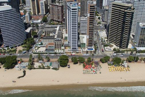 Quality Hotel Fortaleza - Fortaleza - Building
