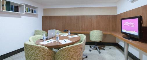 福塔雷薩品質酒店 - 福塔力沙 - 福塔萊薩 - 商務中心