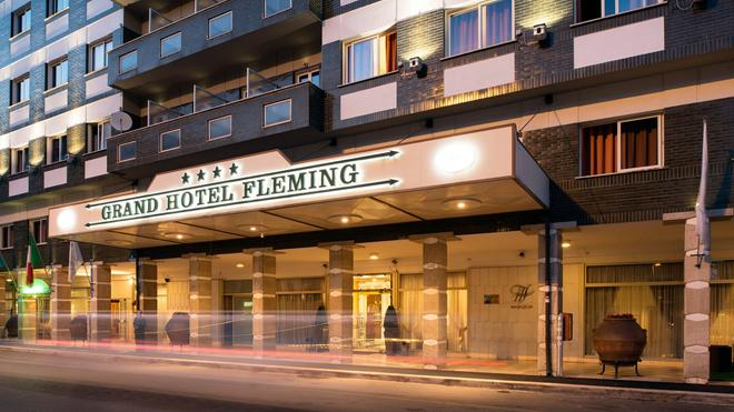 Grand Hotel Fleming - Roma - Edifício